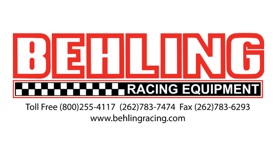 Behling Racing Equipment logo